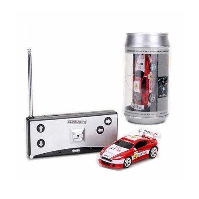Mini Remote Control Car in Coke Can