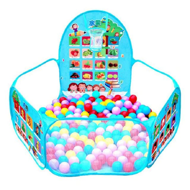 Portable and Foldable Playpen for Kids